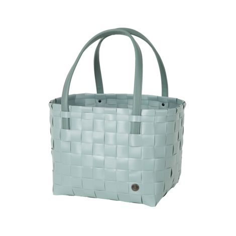 Handed By Tasche Shopper Color Match Greyish Green