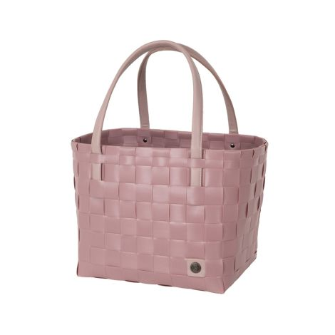Handed By Tasche Shopper Color Match Rustic Pink
