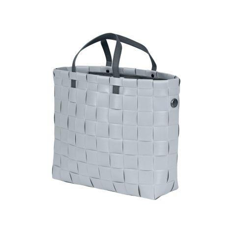 Handed By Tasche Shopper Petite mit Innentasche Steel Grey