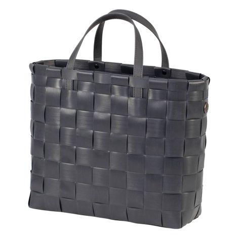 Handed By Shopper Petite mit Innentasche Dark Grey •