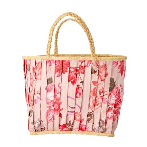Rice Tasche Rose Large