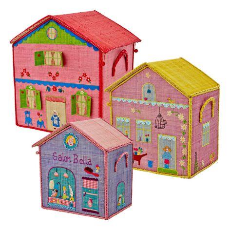 Rice Spielkorb Spielhaus Cottage