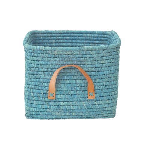 Rice Aufbewahrungskorb Blau