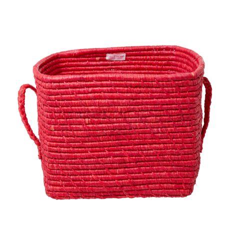 Rice Aufbewahrungskorb Candy Red