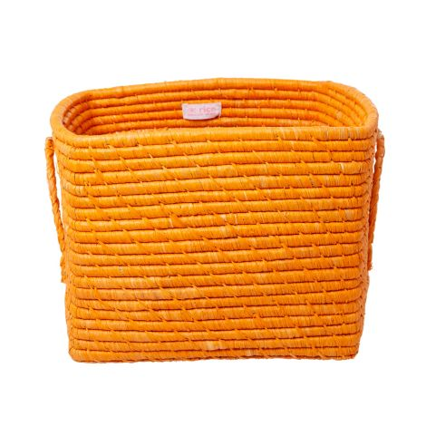 Rice Aufbewahrungskorb Tangerine