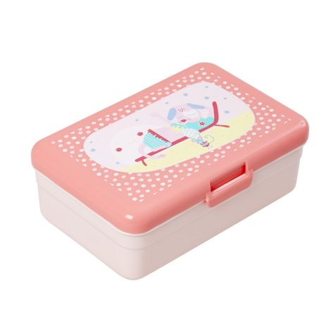 Rice Kinder-Lunchbox Brotdose Girls Happy Camper