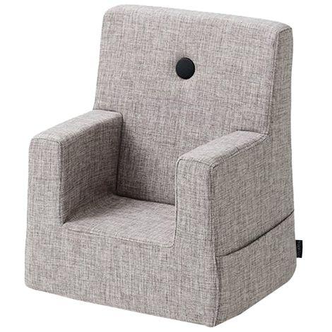 by KlipKlap KK Kids Chair Sessel Multi Grey/Grey