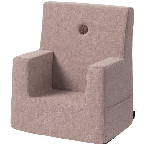 by KlipKlap KK Kids Chair Sessel Soft Rose/Rose
