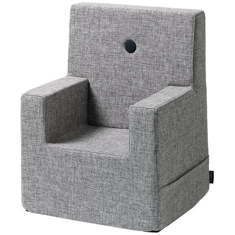 by KlipKlap KK Kids Chair Sessel XL Multi Grey/Grey