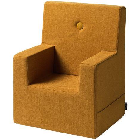 by KlipKlap KK Kids Chair Sessel XL Mustard/Mustard