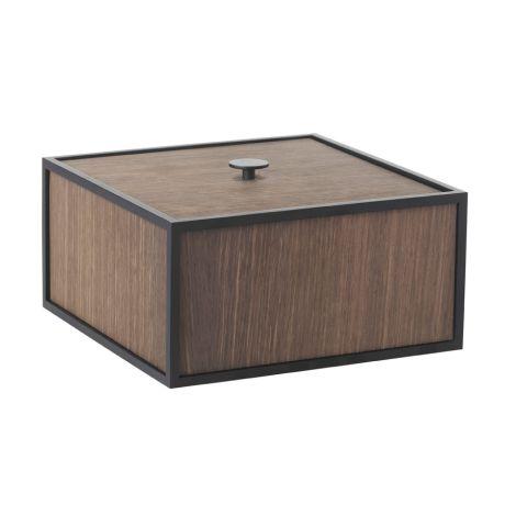 by Lassen Box Frame 20 Smoked Oak