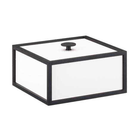 by Lassen Box Frame 14 White