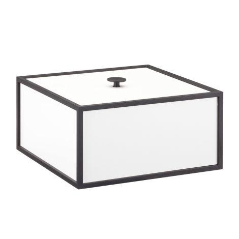 by Lassen Box Frame 20 White
