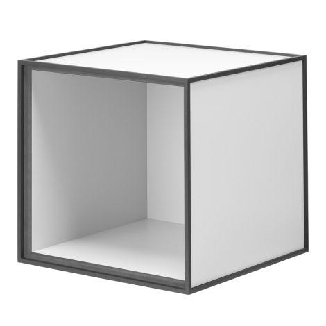 by Lassen Box Frame 28 Light Grey
