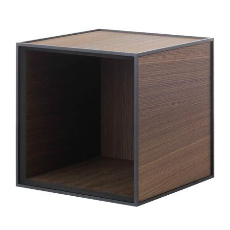 by Lassen Box Frame 28 Smoked Oak