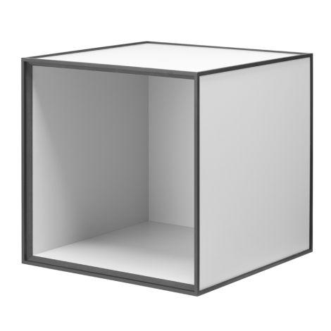 by Lassen Box Frame 35 Light Grey