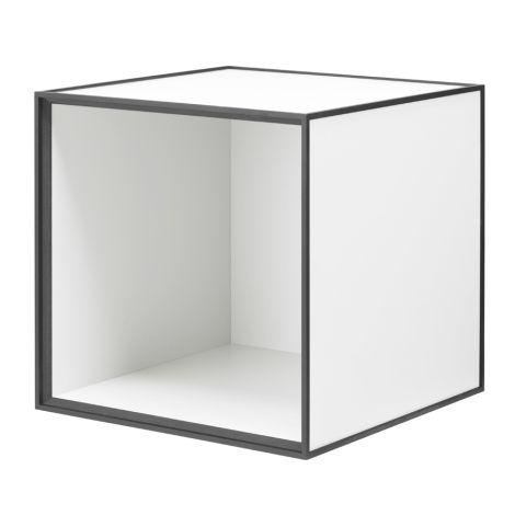 by Lassen Box Frame 35 White
