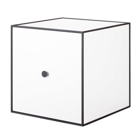 by Lassen Box inkl. Tür Frame 35 White