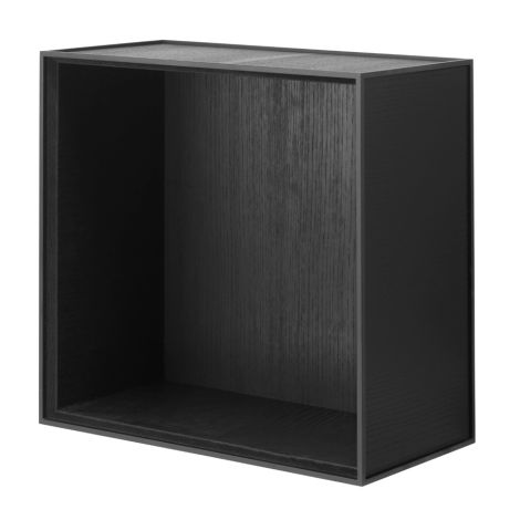 by Lassen Box Frame 42 Black Stained Ash