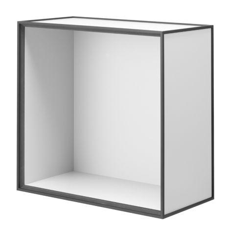 by Lassen Box Frame 42 Light Grey