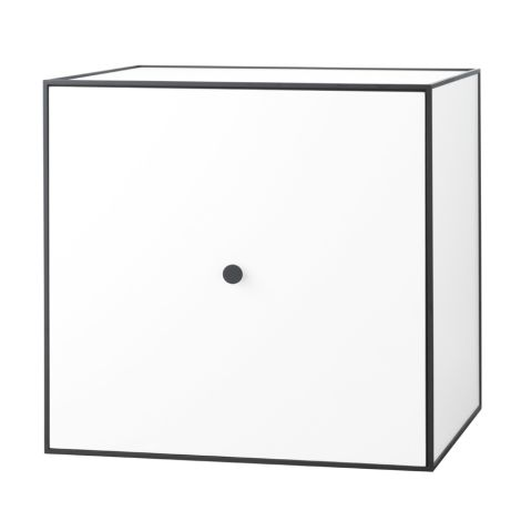 by Lassen Box inkl. Tür & Einlegboden Frame 49 White