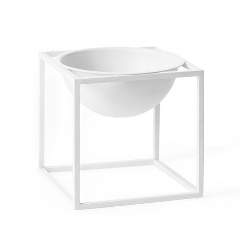 by Lassen Schale Kubus Bowl White Small