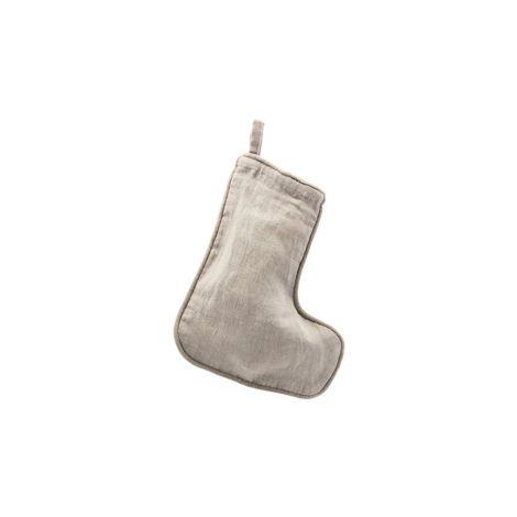 House Doctor Weihnachtsstrumpf Grey