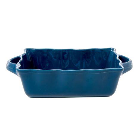 Rice Ofenform Keramik Dark Blue