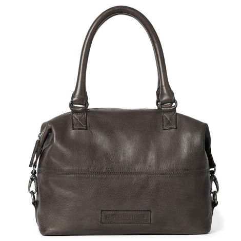 Sticks and Stones Ledertasche Charleston Dark Taupe