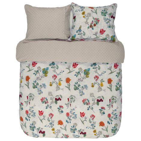 pip studio bettw sche cherry pip star white online kaufen emil paula. Black Bedroom Furniture Sets. Home Design Ideas