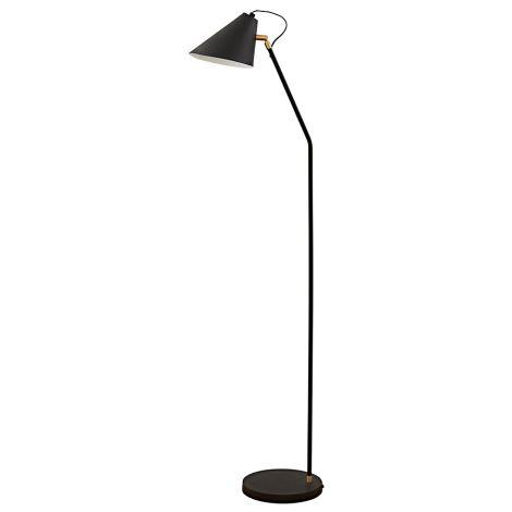 House Doctor Stehlampe Club Schwarz/Weiß