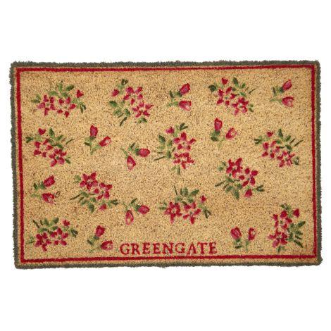 GreenGate Fußmatte Avery White