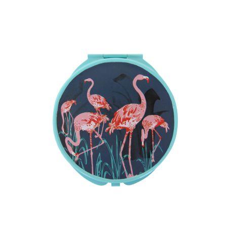 Disaster Designs Schminkspiegel Collective Noun Flamingo •