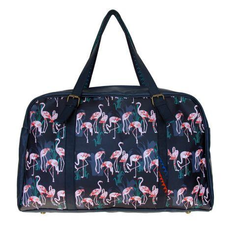 Disaster Designs Reisetasche Collective Noun Flamingo