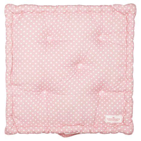 GreenGate Sitzkissenhülle Spot Pale Pink 50x50cm
