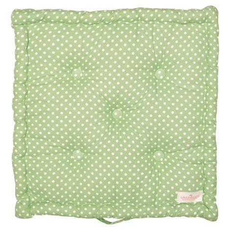 GreenGate Sitzkissenhülle Spot Pale Green 50x50cm