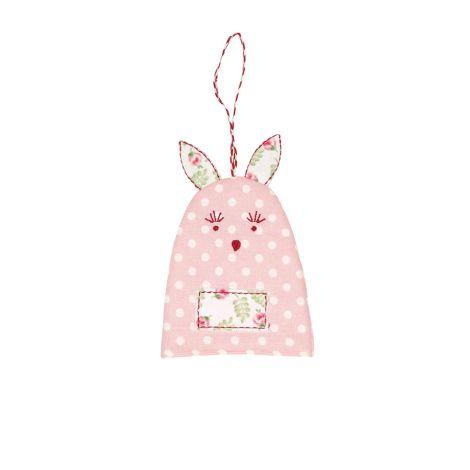 GreenGate Eierwärmer Rabbit Spot Pale Pink