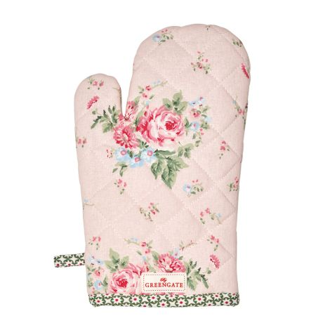 GreenGate Ofenhandschuh Marley Pale Pink