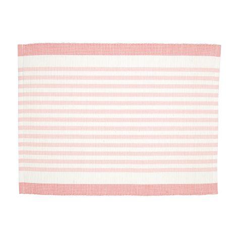 GreenGate Platzset Alice Stripe Pale Pink