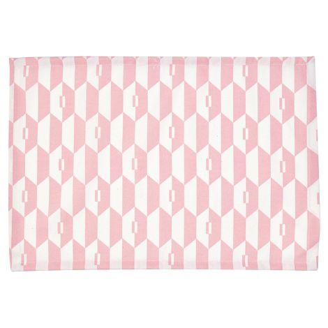 Gate Noir by GreenGate Platzset Aurelie Pale Pink 40x50 •