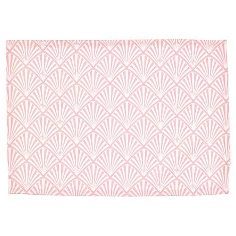 Gate Noir by GreenGate Platzset Celine Pale Pink 40x50 •