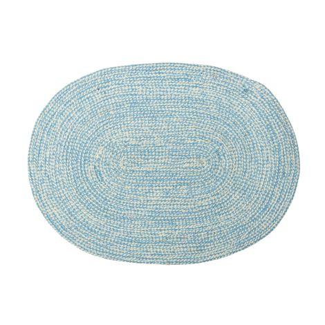 GreenGate Platzset Oval Pale Blue