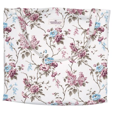 GreenGate Shopper Tasche Maude White •