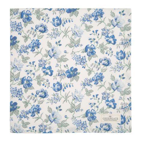GreenGate Tischdecke Donna Blue 150x150cm