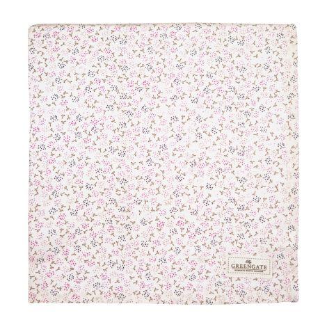 GreenGate Tischdecke Ginny White 145x250cm