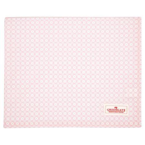 GreenGate Tischdecke Helle Pale Pink 145x250cm
