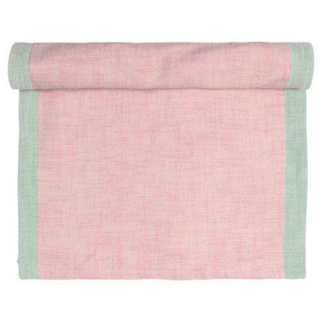 GreenGate Tischläufer Minna Pale Pink 40x120
