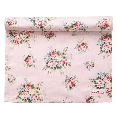 GreenGate Tischläufer Aurelia Pale Pink