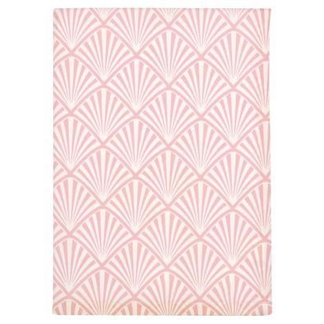 Gate Noir by GreenGate Geschirrtuch Celine Pale Pink