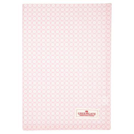 GreenGate Geschirrtuch Helle Pale Pink